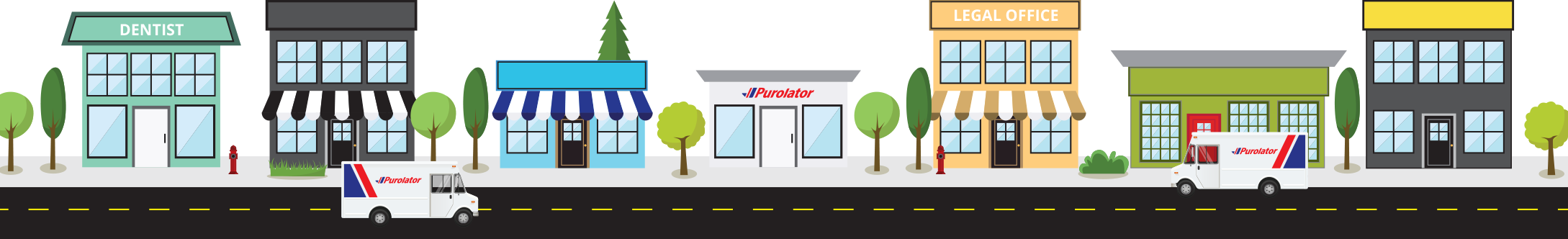 Purolator goes extra mile